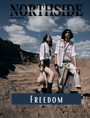 Northside Magazine Volume 80 Featuring Yulia Terehova