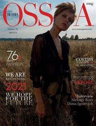 OSSMA Magazine RUSSIA ISSUE12