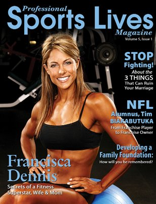 Pro Sports Lives Vol 5 Issue 1