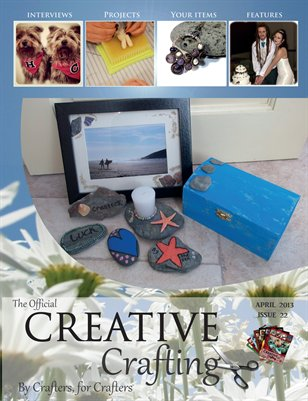 Creative Crafting April 2013 Issue 22