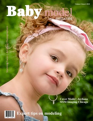 Baby Model magazine Volume 4 Issue 6 2018