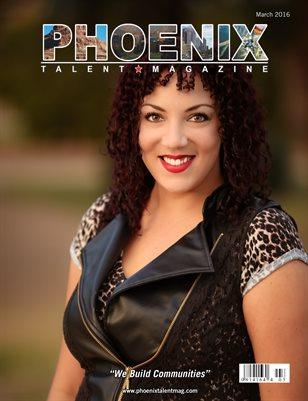 Phoenix Talent Magazine March 2016 Edition