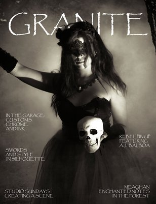 GRANITE VOLUME 1 ISSUE 2
