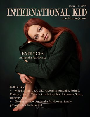 International Kid Model Magazine Issue #11
