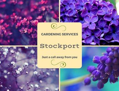Gardening Services Stockport