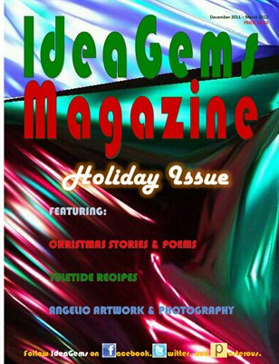 IdeaGems Magazine Holiday Issue