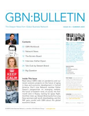 GBN Bulletin #5