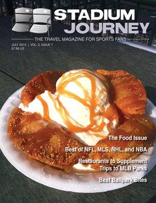 Stadium Journey Magazine, Vol. 3 Issue 7