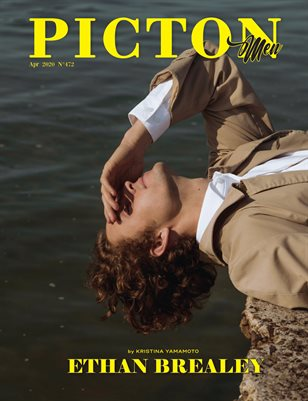 Picton Magazine APRIL 2020 N472 Men Cover 3