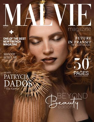 MALVIE Mag | Beyond Beauty Edition | Vol. 34 JUNE 2020