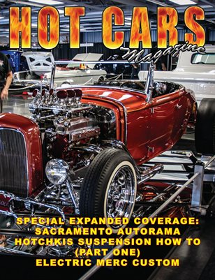 HOT CARS No. 45