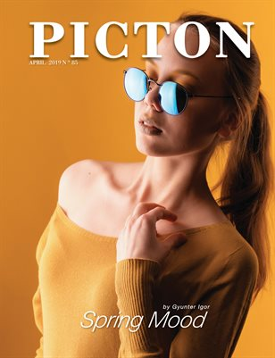 Picton Magazine APRIL 2019 N85 Cover 1