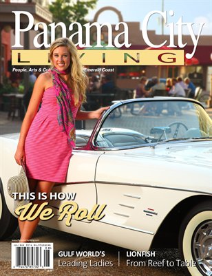Panama City Living - July/August 2014