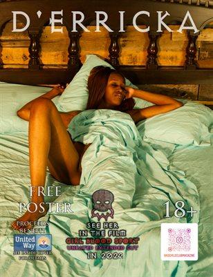D'Erricka - Busty Black Ebony Goddess Boudoir | Bad Girls Club