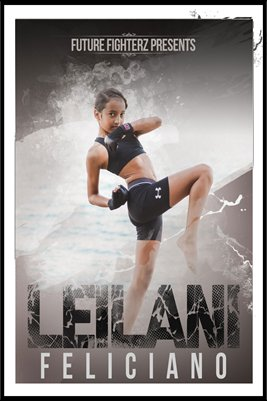 Leilani Feliciano In The Midst - Poster
