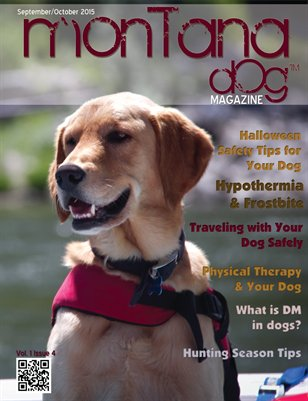 monTana dOg Magazine Vol. 1 Issue 4