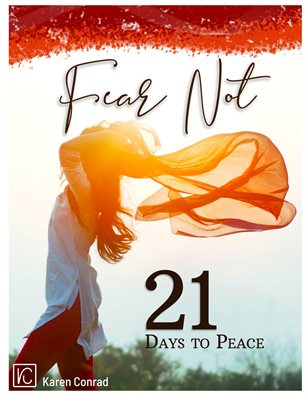 Fear Not: 21 Days to Peace