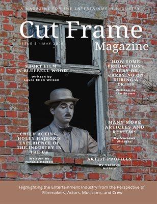 Cut Frame Magazine - May 2020