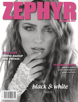 ZEPHYR Magazine - Dec. 2012 [Issue #2]