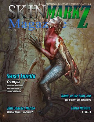 May Issue of SkinMarkZ Magazine - Issue #29