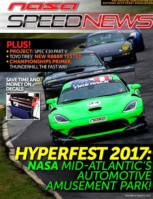 NASA Speed News July 2017