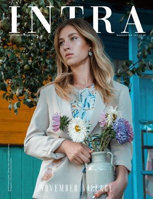 November Edition 2020 - Issue 0.49 - Cover by Yuliya Duzhaya
