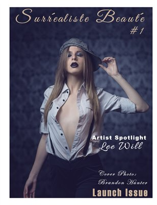 Surréaliste Beauté Magazine Issue #1 (Androgynous)