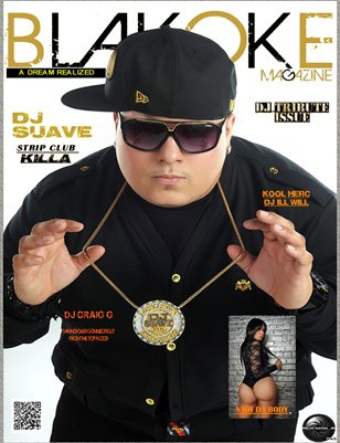 DJ TRIBUTE ISSUE (DJ SUAVE)