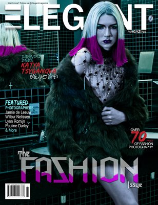 The Fashion Issue #3 (October 2013