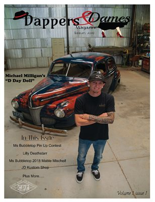 Dappers And Dames Volume 1 Issue 1