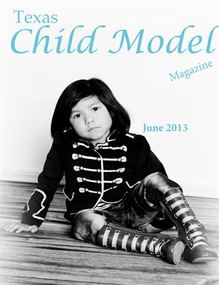 Texas Child Model Magazine June 2013