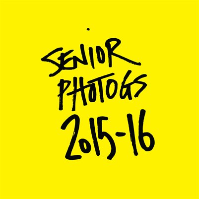 Senior Photogs 2015-16