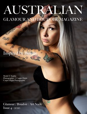Australian Glamour and Boudoir Magazine - Edition 4