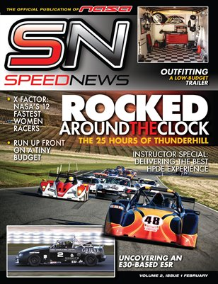 Speed News Magazine February 2013