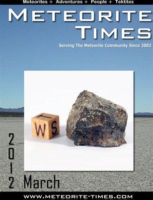 Meteorite Times Magazine - March 2012