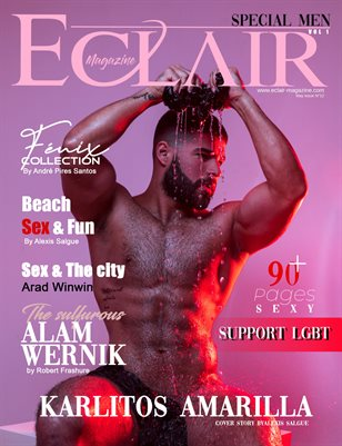 Eclair Magazine Special Men Vol 1 N12