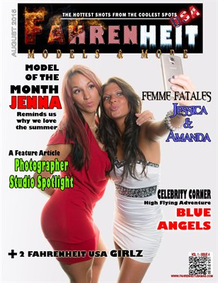 Fahrenheit USA Vol.1 Issue 4