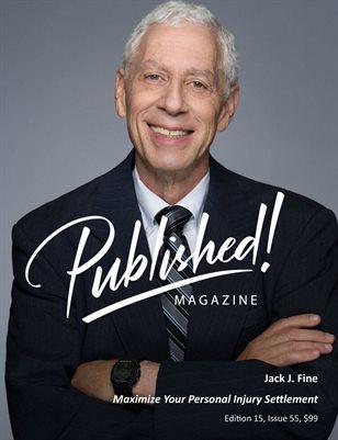 PUBLISHED! #15 Excerpt featuring Jack J. Fine!