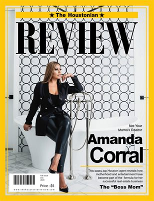 The Houstonian Review FALL 2020