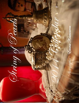 String of Pearls 2014 Calendar