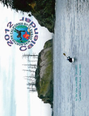 2012 Nor Cal Skin Divers Club Calendar