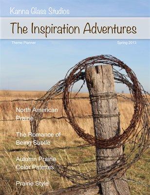 Inspiration Adventures 2013 A Print