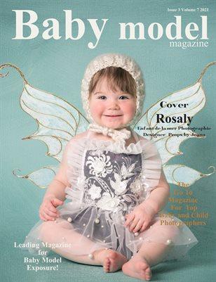 Baby Model Magazine Issue 3 Volume 7 2021
