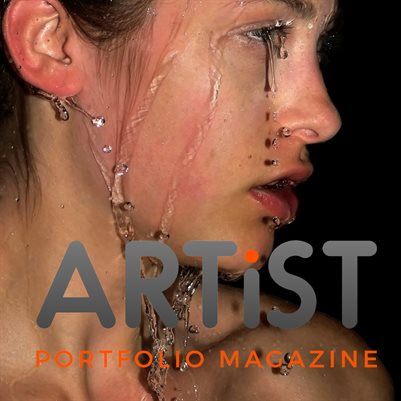 Artist Portfolio Magazine - Issue 34