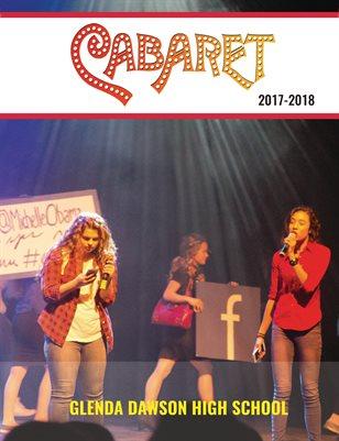 Cabaret 2017-2018