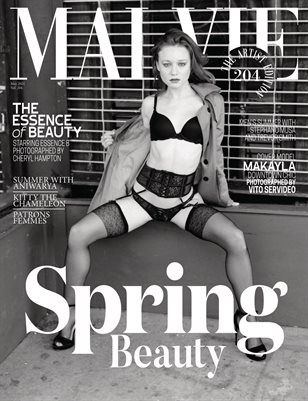 MALVIE Magazine The Artist Edition Vol 204 May 2021