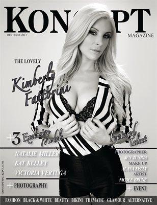 Koncept Magazine October 2013