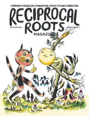 Reciprocal Roots Magazine Autumn 2018