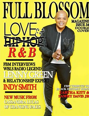 FBM Issue 34 Lenny Green Cover