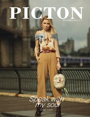 Picton Magazine December 2018 N9, Cover 3